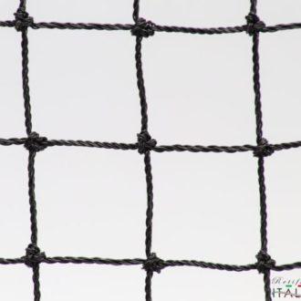 rete protezione gatti colore nero